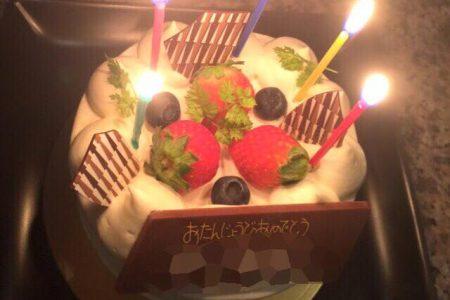 8月11日は女の子のお誕生日でした(* ˘͈ ᵕ ˘͈ *)✾
